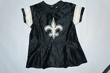 New Orleans Saints Dress Cheerleading TOP Sz 18 Months NFL Football BRAND NEW