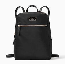 Kate Spade Nylon Backpack blake avenue hilo Black ~NWT $248~