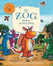 Zog Sticker Activity Book by Julia Donaldson (Paperback, 2016)