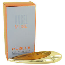ANGEL MUSE by THIERRY MUGLER ~ Women's Eau de Parfum Spray Refillable 1.7 oz