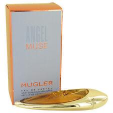 ANGEL MUSE by THIERRY MUGLER ~ Women's Eau de Parfum Spray Refillable 1.7 oz