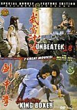 Unbeaten 28 / Shaolin King Boxer- Hong Kong RARE Kung Fu Martial Arts Action