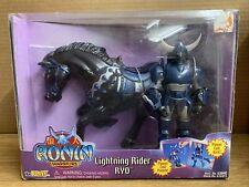 Vintage Ronin Warriors - Lightning Rider RYO with Horse