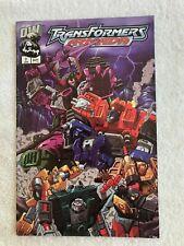 Transformers Armada (Jan 2003, DW) #7 First Printing Fine