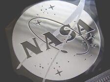 NASA NASA MEATBALL METAL DECAL STICKER 48 MM 1.77 INCH DIAMETER