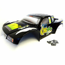 King Motor Poly Carbonate T1000 GT Short Course Truck Body Fits HPI 5T 5SC Rovan