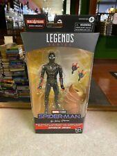 Marvel Legends NIP 2021 BAF Armadillo No Way Home SPIDER-MAN BLACK & GOLD Suit