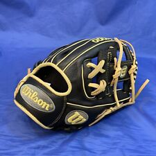 "Wilson A10RB19DP15 Pedroia Fit (11.5"") Baseball Glove"