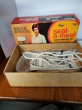 Vintage Dazey Seal-A-Meal Model 8000