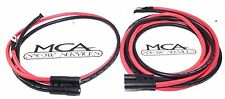 BOSS SNOW PLOW POWER GROUND CABLE TRUCK & PLOW SIDE HYD01684 HYD1690