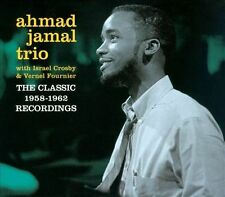 The Classic 1958-1962 Recordings [Box] by Ahmad Jamal (CD, Sep-2013, 5 Discs,...