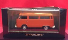Minichamps 1/43 Scale VW T2 Bus 1972 Limited Diecast Metal Model in original box
