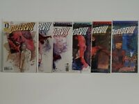 Marvel Knights Comics - Daredevil Bendis And Bob Gale Lot - FREE SHIPPING!