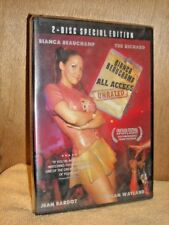 Bianca Beauchamp All Access DVD HALO EIGHT 2Disc Jean Bardot Susan Wayland latex