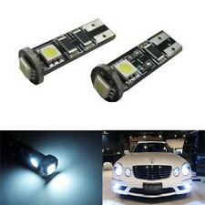 Xenon White Canbus Error Free W5W 2825 LED Bulbs For Mercedes Parking Lights
