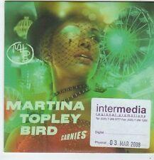 (FI362) Martina Topley Bird, Carnies - 2007 DJ CD