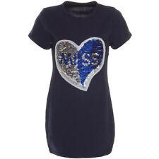 128GB Mädchen-Tops, - T-Shirts & -Blusen ohne Kragen in Größe