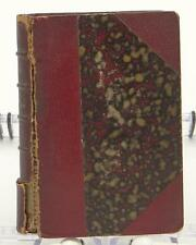 Emaux Et Camees Theophile Gautier 1884 Petite Bibliotheque Book French Leather