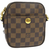 LOUIS VUITTON RIFT CROSS BODY SHOULDER BAG DAMIER CANVAS N60009 SR0095 AK38384c