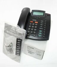 Aastra Telecom 9120 Black Corded 2 Line Telephone - New in Box