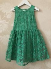 NEXT Girls Party Dress Age 6 Years, 116cm