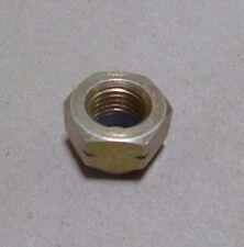 "(10pc.) MS17829-7F LOCK NUTS 7/16-20 x 7/16"" TALL HEX PREVAILING TORQUE NYLOK"
