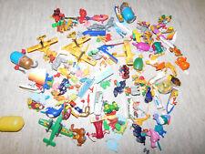 BUNTES FERRERO Ü-EIER  ÜBERRASCHUNGSEIER Spielzeug Konvolut aus den 90igern