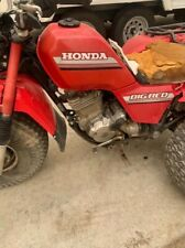 1985 Honda Atc 250es Big Red