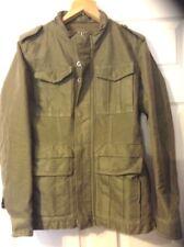 Diesel jacket- Haki green color- size M