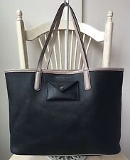 MARC BY MARC JACOBS Large Metropolitote Color Blocked Tote Black Taupe M0005327