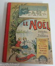 Le Noël journal des enfants Tome 18 2 eme semestre 1903