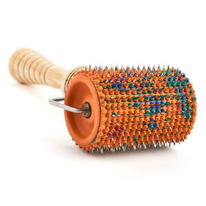 Acupuncture Body Massager Acupressure Applicator Lyapko Roller UNIVERSAL 3.5 Ag