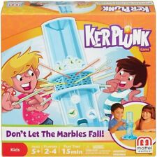 Mattel Kerplunk - Don't Let The Marbles Fall Board Game
