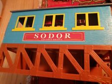 Sodor covered bridge, Learning Curve, Thomas  & Friends take along