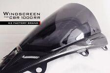 Honda CBR 1000RR Windshield Wind Screen Fairing Headlight Puig Racing Bubble NEW