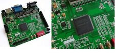 Intel Altera Cyclone IV FPGA development board EP4CE10E22C8N with display.