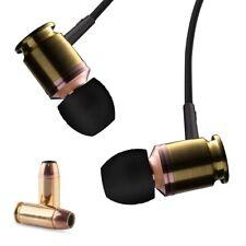 In-Ear Kopfhörer Patronen Munition Federal 40 FBI Bluetooth Extra Bass
