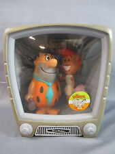 """Funkovision Television """"FLINTSTONES FRED WILMA"""" Funko Vision limited 1500"""