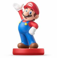 Nintendo amiibo MARIO Super Mario Bros. 3DS Wii U Accessories NEW from Japan