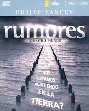 Rumores de Otro Mundo by Philip Yancey (2008, CD)***NEW***