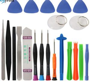 21 in 1 Mobile Phone Repair Tools Kit Opening Tool Screwdriver Set for iPhone