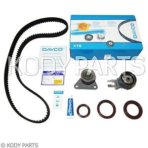 TIMING BELT KIT & WATER PUMP - for Volvo S40 2.4L 20v Turbo Petrol (B5244S4)