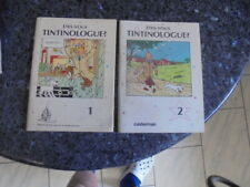 belle eo tintin brochee etes-vous tintinoligue tome 1et 2