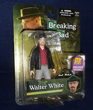 "Breaking Bad WALTER WHITE HEISENBERG Red Shirt PX Exclusive 6"" Figure Mezco"