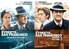 THE STREETS OF SAN FRANCISCO SEASON 2 VOL 1 + 2 New Sealed 6 DVD