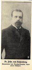 Dr. apart. computing Mountain Governor V. German East Africa Na... Image Document 1914