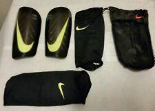 Nike Mercurial hard Shell Shinn Guards size M