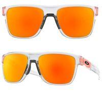 Oakley Herren Sonnenbrille OO9360-18 58mm Crossrange Kunststoff Vollrand BE3 H