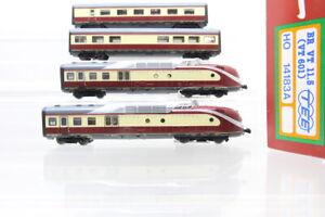 H0 Roco 14183A TEE Zugset 4tlg Dieseltriebzug BR VT 11.5 (VT 601) analog+OVP/J15