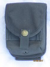 MOD Police Pouch Ammunition, schwarze Magazintasche, datiert 2001,gebraucht